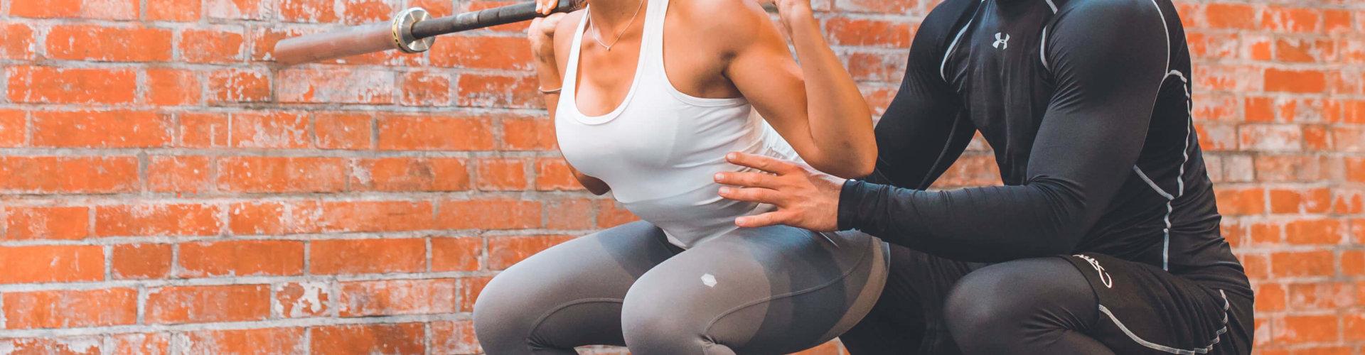 Kniebeuge Technikcheck - Kniebeugen sind nicht für jedermann.